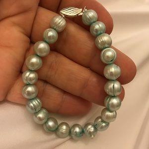 💕 Freshwater Baroque Pearl Bracelet